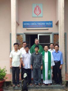 Vietnam: novicios espiritanos