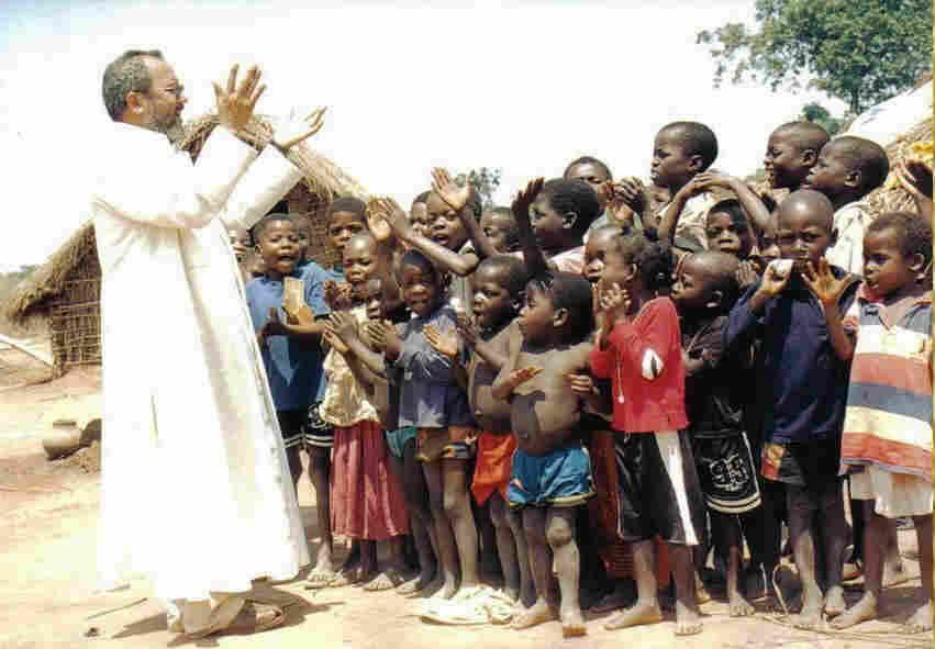 P. Bene en Angola
