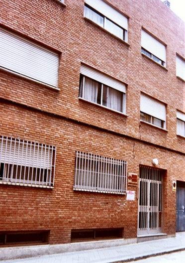 Casa de formación en Madrid