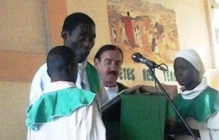 P. Bernard, sacerdote y médico